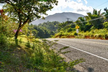 Hummingbird Highway Belize
